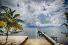 Belize Resort Caye Caulker Travel Island Lifestyle Ocean Palm Trees Vacation - Niall David Photography-7190